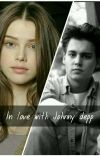 In love with Johnny Depp ( Johnny Depp fanfiction) cover