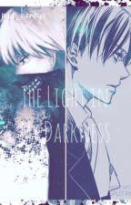 The Light in My Darkness (Levi x Reader x Kaneki) by mia_henryx