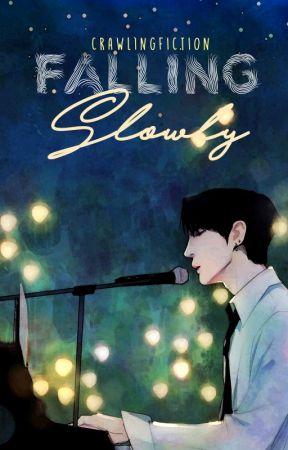 Falling Slowly (LeoBin, Neo) by crawlingfiction