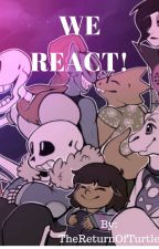 Undertale Characters React to Ships by TheReturnOfTurtle