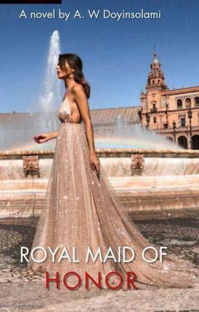 Royal Maid Of Honor by MiizDee