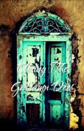 Closing the God Damn door by KatieSoMer