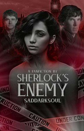 Sherlock's Enemy by -SadDarkSoul-