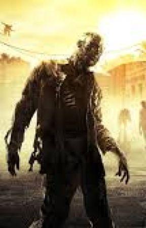 Zombie-short story by SydneyWolf17