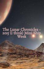 The Lunar Chronicles - 2015 (I think) Mini Ship Week by ReturnoftheWriter