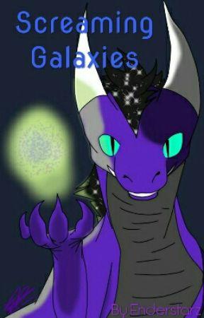 Screaming Galaxies: Enderstar's Art Book #2 by Enderstarz