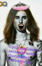 Upýří mafijánova nevlastní sestra (Justin bíbr) v bradavicíh od BamideleMadaki
