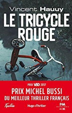 Le Tricycle Rouge [Sous contrat d'édition] by VincentHauuy