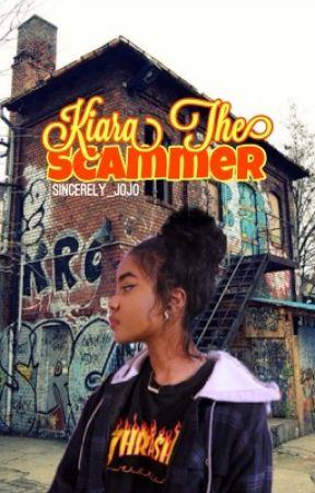 Kiara The Scammer  by Sincerely_JoJo