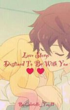 Love Story: Destined To Be With You ♥♥ by Raven_Mal18