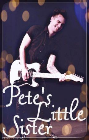 Pete's Little Sister - B.U. x reader by turnaboutink