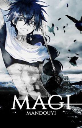 Magi by mandouyi