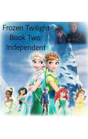 Frozen Twilight Book Two: Independent   Completed   by pandalover_135gh