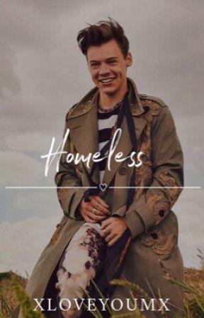 Homeless   h.s by xloveyoumx