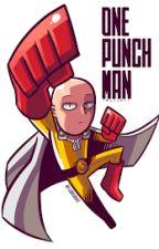 針女 - (One Punch Man x OC) by amaya9801