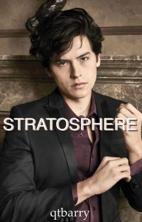 stratosphere || c. sprouse cover