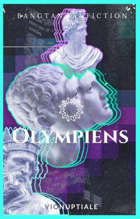 ஐ Olympiens - BTS by vionuptiale