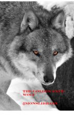 the golden eyed wolf by monslibrary