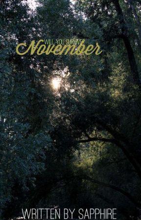 Νοέμβριος [✓] by denexwmatia