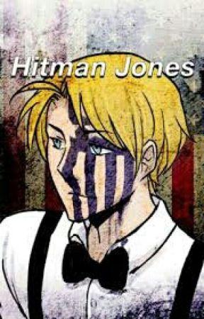 The name is Jones...Hitman Jones by strawberrynebula