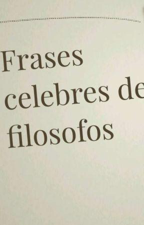FRASES DE FILÓSOFOS by ml_crybaby