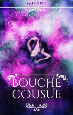 Bouche cousue by MaellePoe