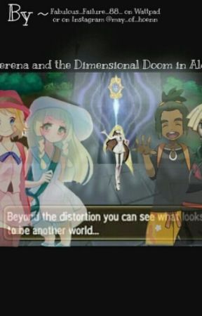 Serena and the Dimensional Doom in Alola! by Fabulous_Failure_88_