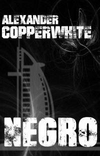Negro - Crimen en Dubái (Las aventuras de Francisco Valiente Polillas) cover