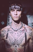 Machine Gun Kelly imagines by perfectisntathing