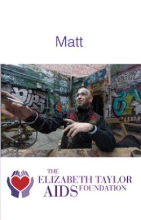 Matt's HIV / AIDS Story by elizabethtayloraidsfoundation