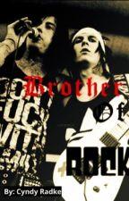 Brother of Rock (A Jacky Vincent Love Story) by CyndyRadke