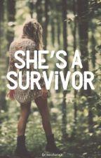 She's a Survivor ♡ // The Walking Dead Fanfiction by grimestories