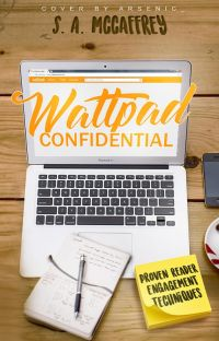 Wattpad Confidential: Proven Reader Engagement Techniques cover