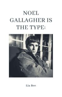 Noel Gallagher is the type cover