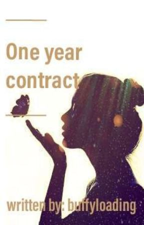 One year contract by buffyloading