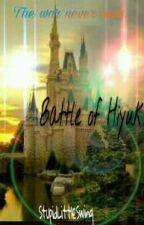 The Battle Of Hiyuki by StupidLittleSwing