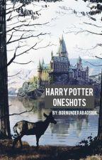 Harry Potter One-shots! by BornUnderABadSign