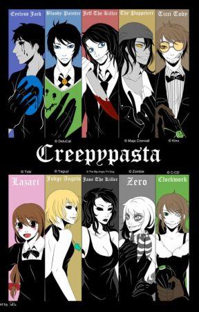 Creepypasta storys by Skywolf3132