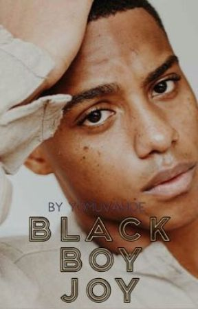 Black Boy Joy by YoMuvaHoe