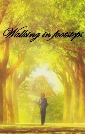 Walking in footsteps - Pokémon by amourmaniac