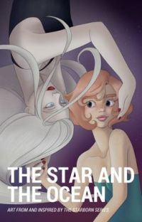 The Star and the Ocean: The Official Art Book cover