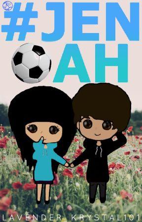 #Jenoah (Jenoah Book series #1)(ON HOLD) by Lavender_Krystal101