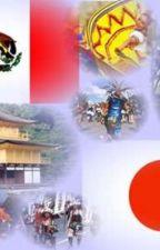 Influencia mexicana en la cultura japonesa by IvanfoxXD