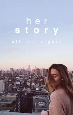 Her Story ☾Allison Argent by buckied