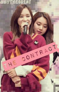 Book 1- MiChaeng: The Contract cover
