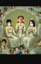 The Emo Trinity  by mychemicalblackveils