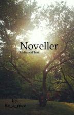 (korte)  noveller by itz_a_mee