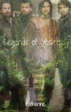 Legends of Yesterday - D'Artagnan {1} by katherinep97