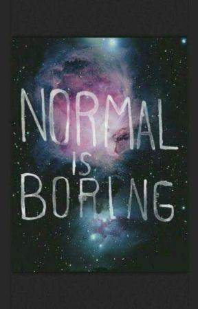 not normal enough by llama_nation15