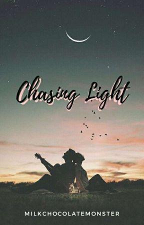 Chasing Light by milkchocolatemonster